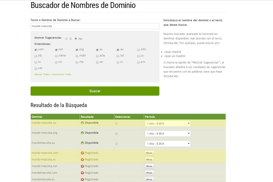 nombres de dominio_paso2