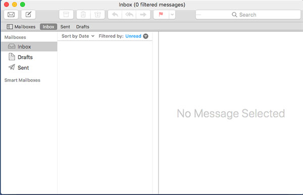 Configurar correo POP3 en Apple Mail